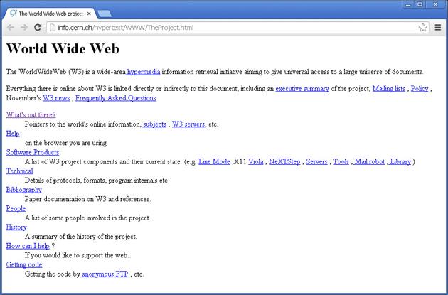 The-Worlds-First-Website