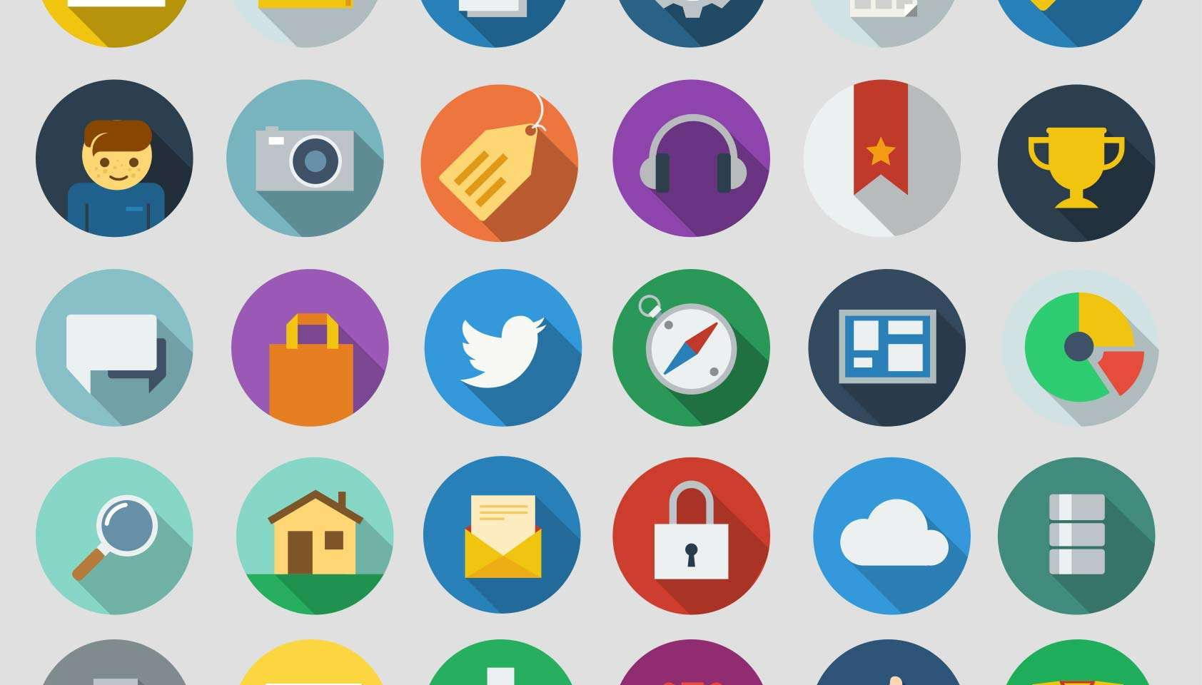 Summary -> Free Icon Maker Generate Stylish Flat Icons In Just A