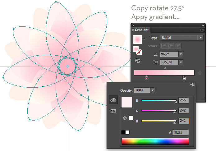 How_to_create_a_water_lily_in_Adobe_Illustrator_17
