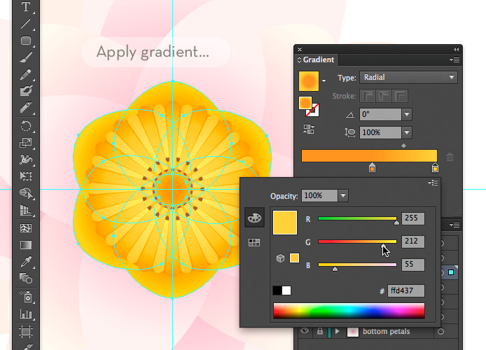 How_to_create_a_water_lily_in_Adobe_Illustrator_32