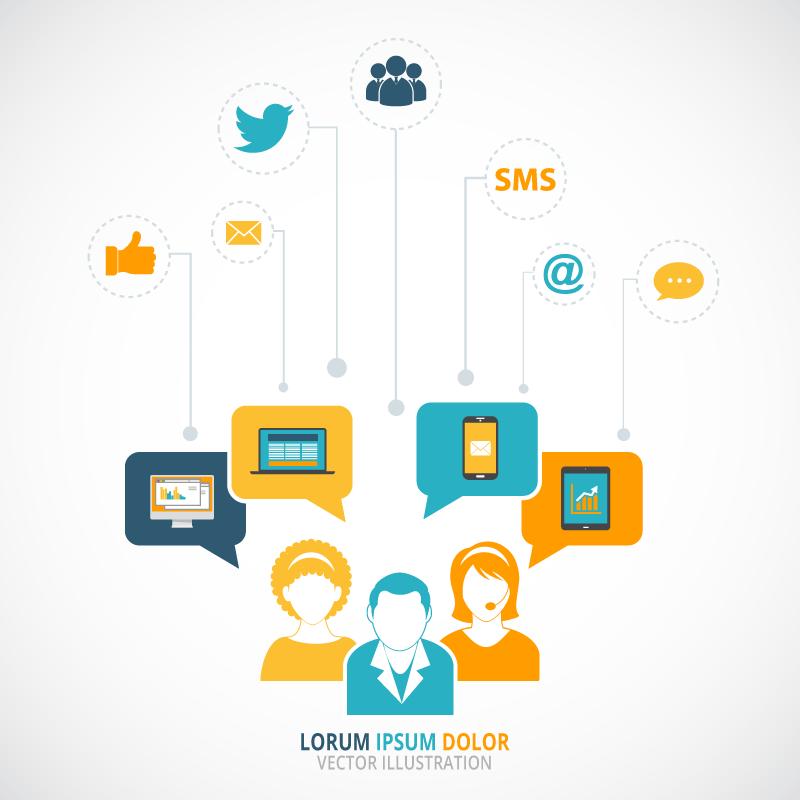social related progr delivering - 800×800
