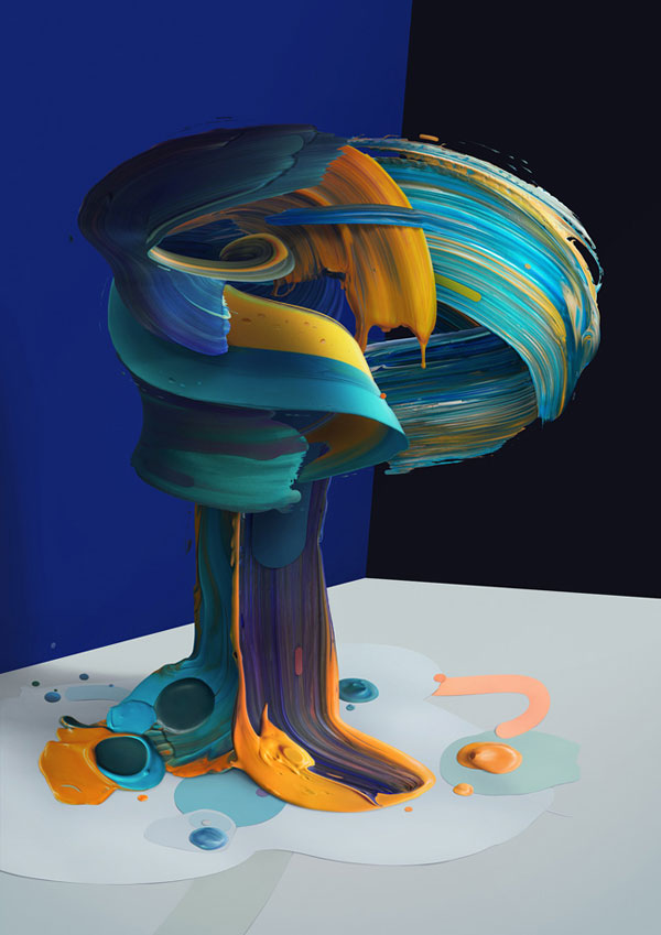 2-Letter-P-as-a-half-illustrative-and-figurative-sculptures