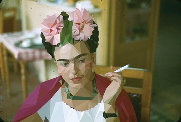 trends-2015-polygonal-graphics-Frida Calo