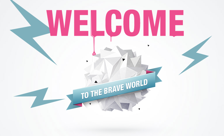 trends-2015-polygonal-graphics-TheBrave   Follow The Heart