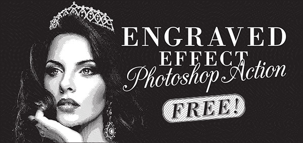 graphic-design-freebie-march-2015-engraved-effect-1