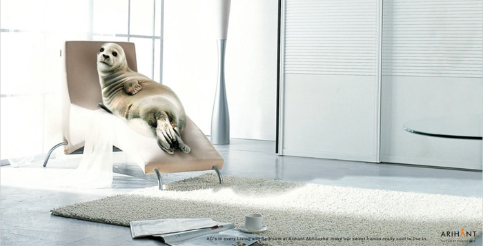 animals in advertising - 10