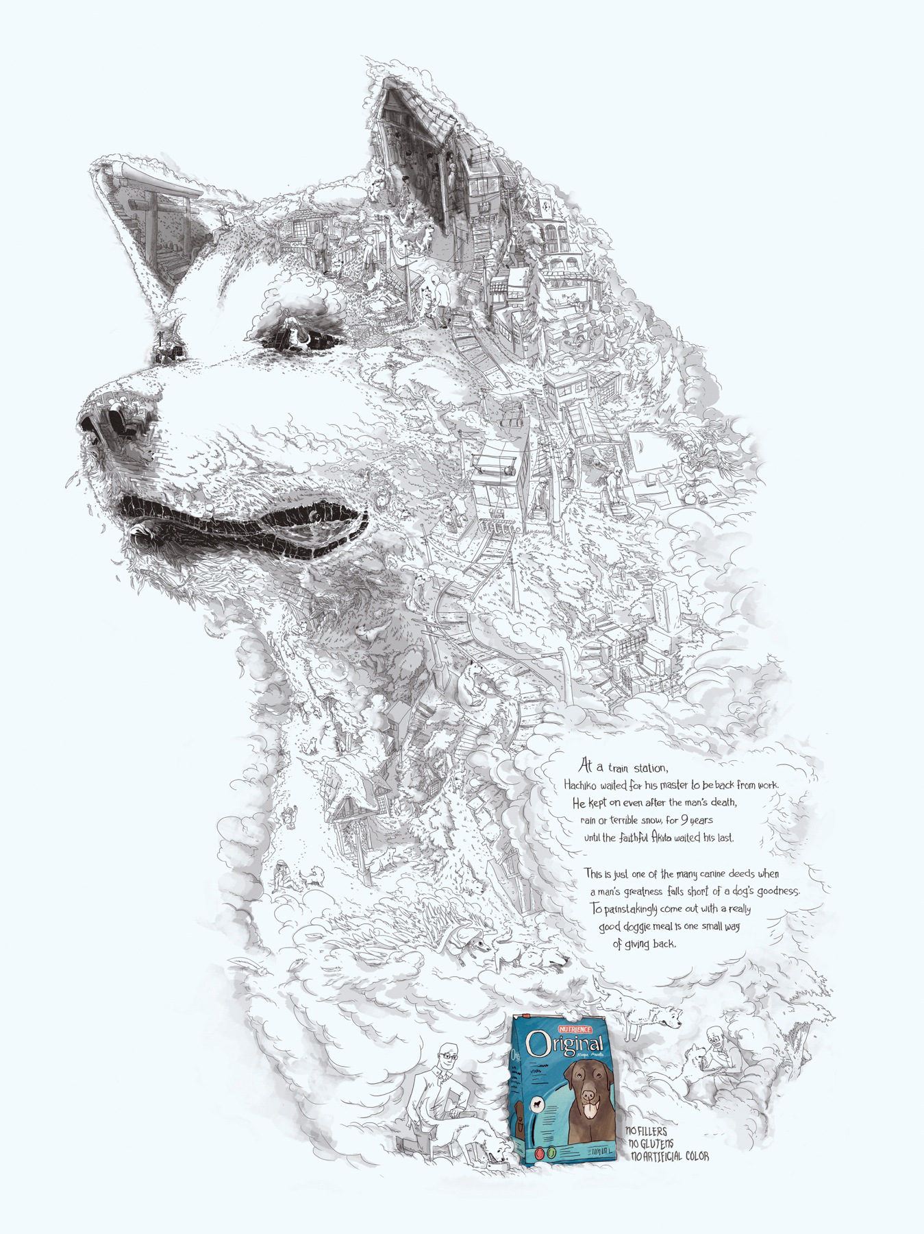 animals in advertising - 14