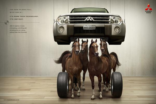 animals in advertising  - 2