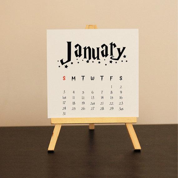 creative calendars 2016 - 13