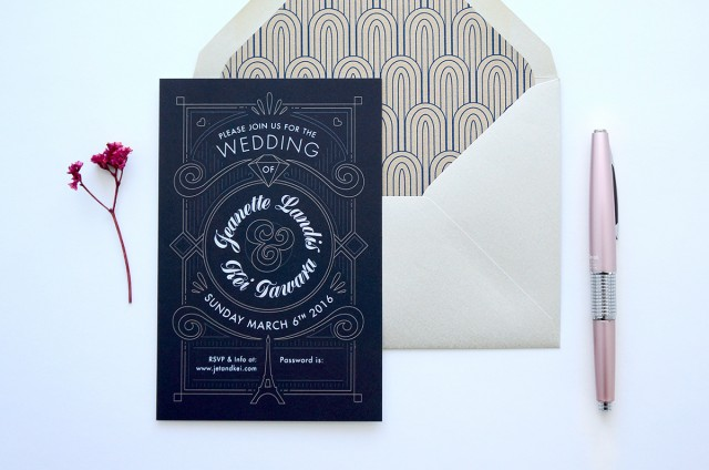 unique wedding invitations -21