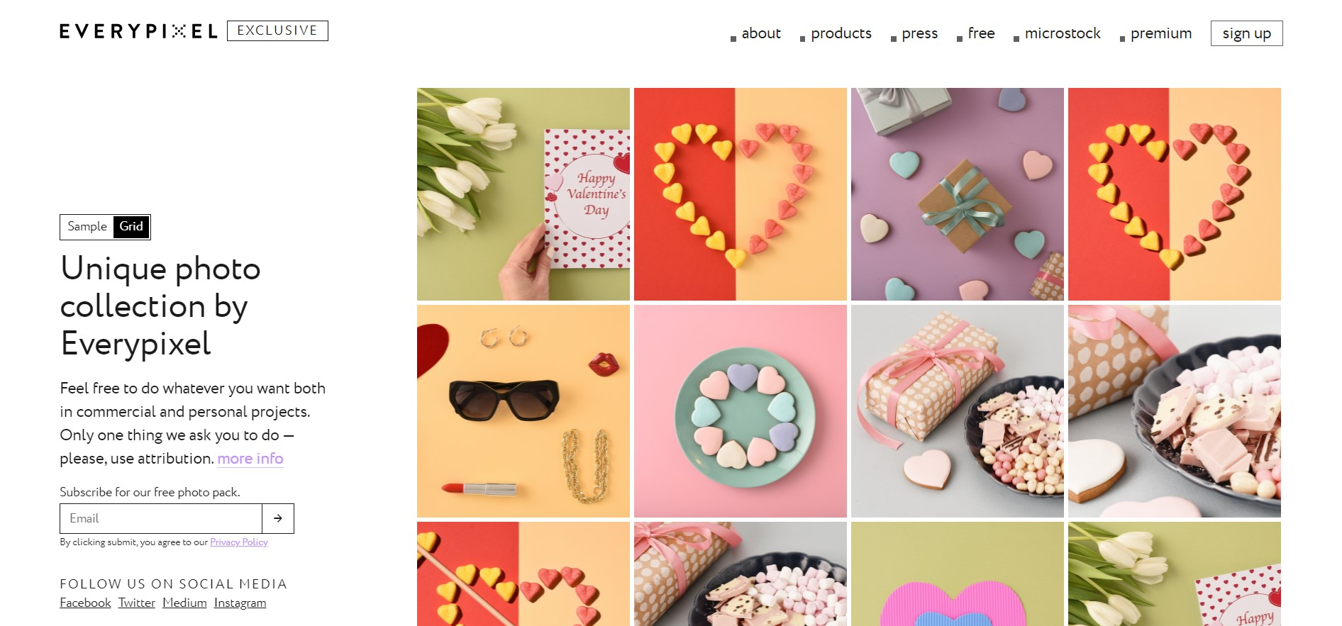 Free Images by Everypixel Exclusive